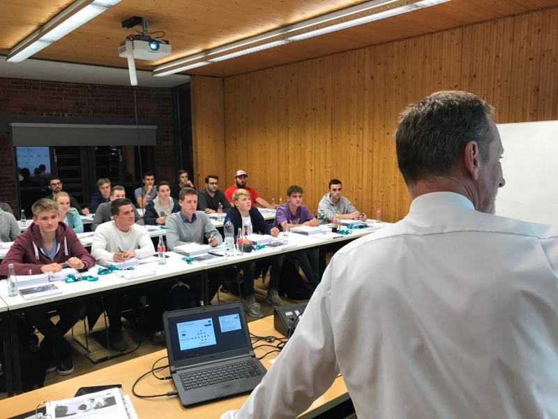 Studenten kennenlernen münster Wirtschaftsrecht - Bachelor